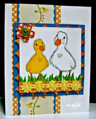 Pat-duck