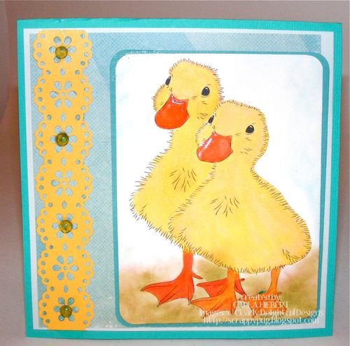 Carla-duck